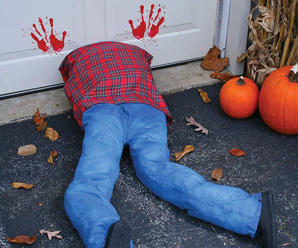 Headless Body Halloween Prop