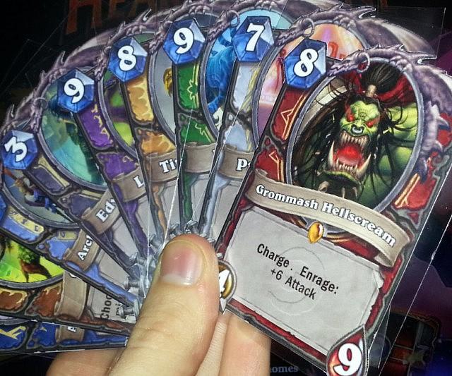 hearthstone card set
