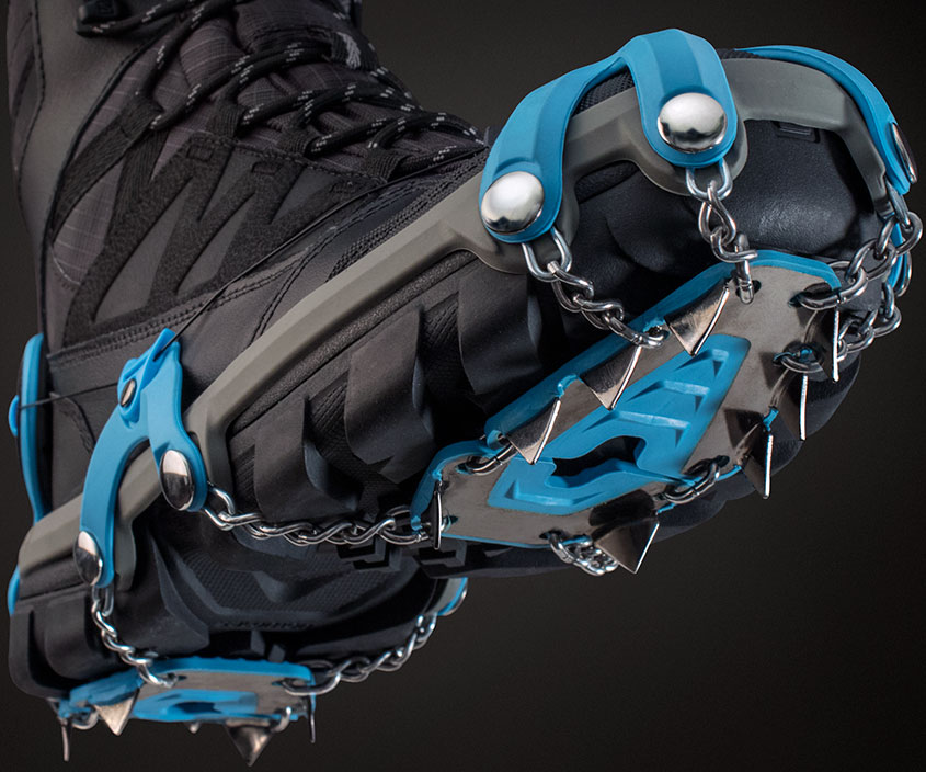 Heavy Duty Snow & Ice Traction Cleats