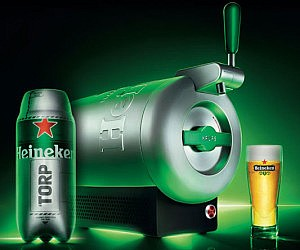 Heineken Beer Dispenser