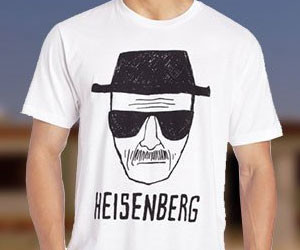 Breaking Bad Heisenberg Tee