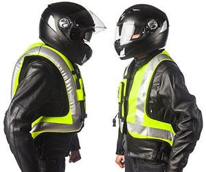Motorcycle Airbag Vest
