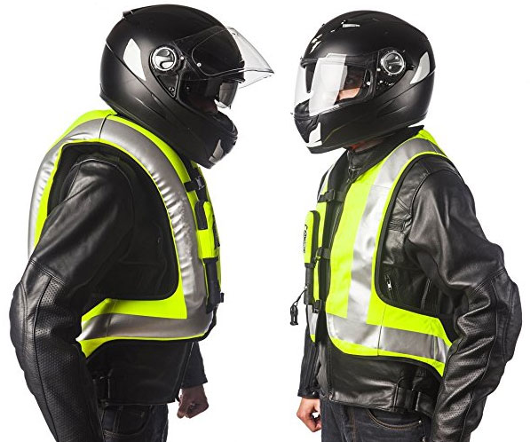 Motorcycle Airbag Vest - coolthings.us