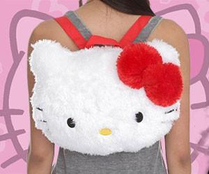 Hello Kitty Breast Implants
