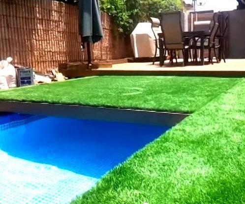 Hidden Backyard Pool