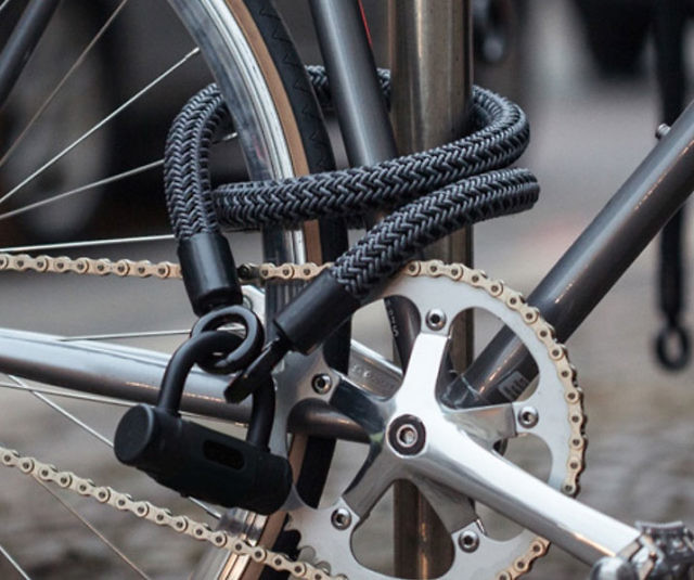Tech Textiles Bike Lock