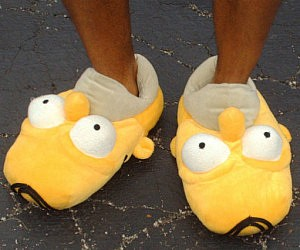 Simpsons Homer Slippers by Simpsons t4p7VjHXSD