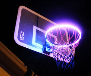 Lights & Lighting 3d Basetball Illusion Lamp Led Night Light 7 Colors Changing Mood Atmosphere Lamp Stadium Decor Novelty Lighting Finely Processed