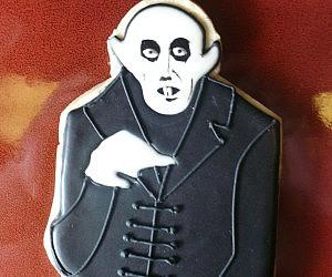 Horror Movie Character Cookies