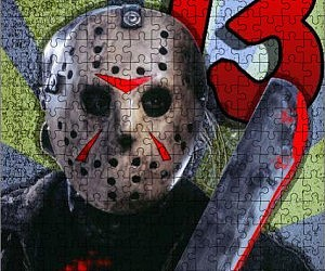 Horror Movie Jigsaw Puzzles