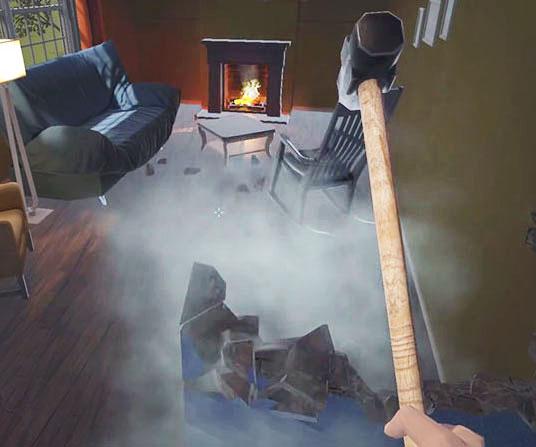 House Flipper Virtual Reality Game