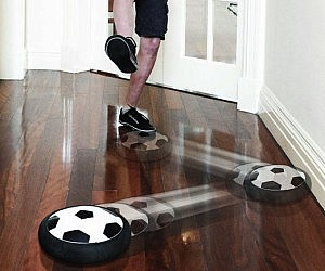 Hover Soccer Puck