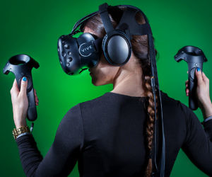 HTC Vive Virtual Reality H...