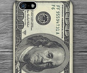 Hundred Dollar Bill iPhone Case