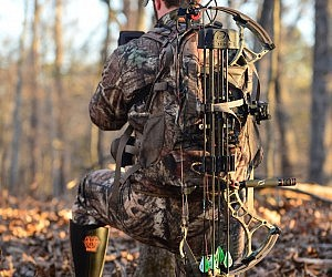 Hunting Bow Backpack