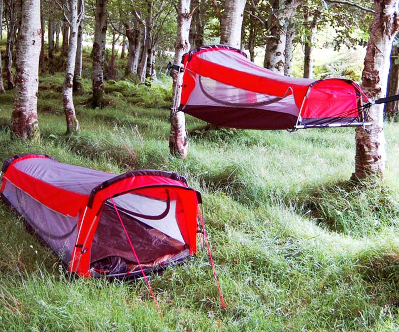 Crua Hybrid Hammock/Tent/Air Mattress