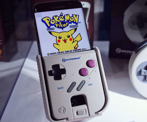 Smartphone Game Boy Adapter