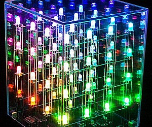 Light Matrix Cube