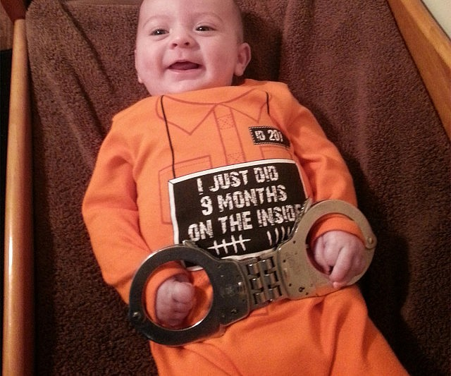 sc 1 st  ThisIsWhyImBroke : prisoner costume for baby  - Germanpascual.Com