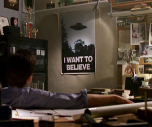 I Want To Believe X-Files ...