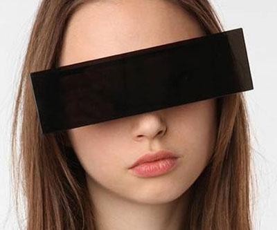 Identity Censoring Shades