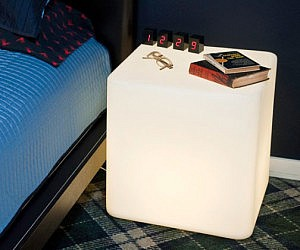 Illuminated Night Stand
