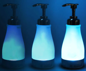 Motion Sensing Night Light Soap Dispenser
