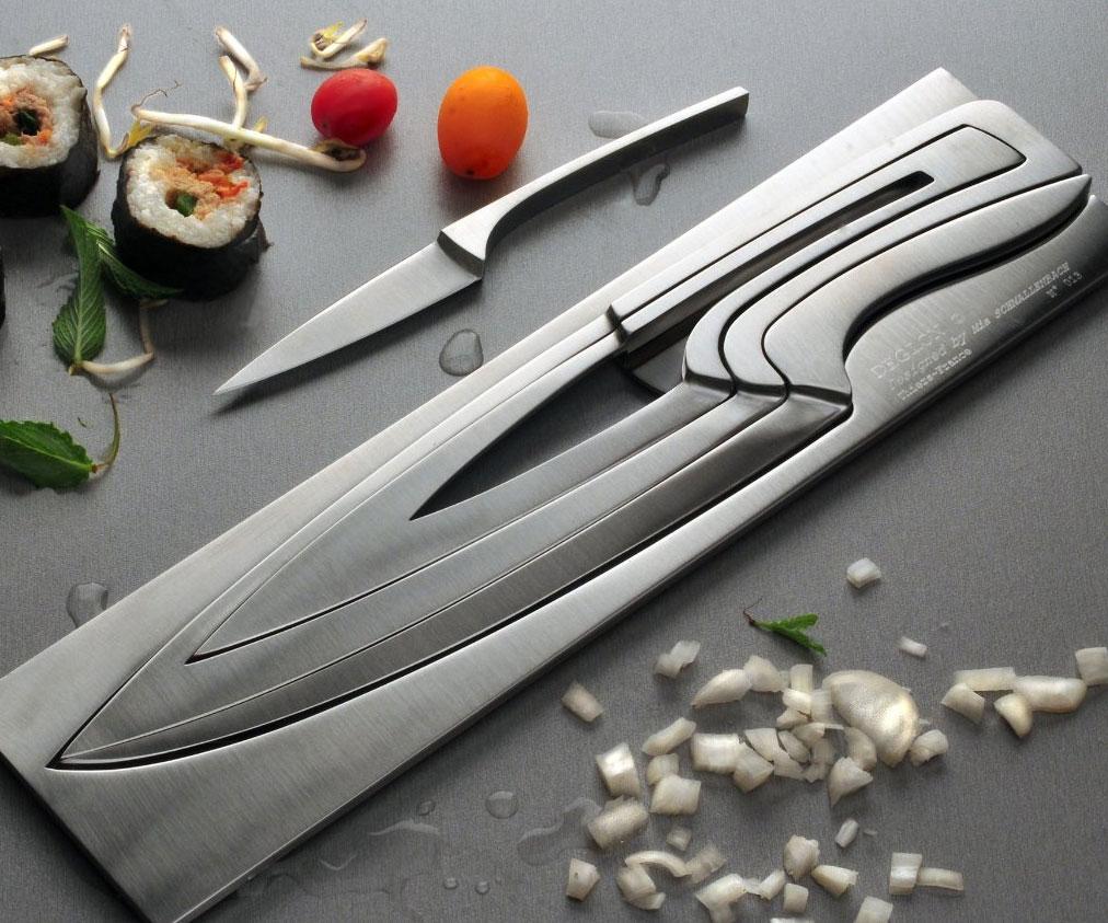 Deglon Modern Knives Set