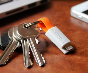 Portable Keychain Charging...