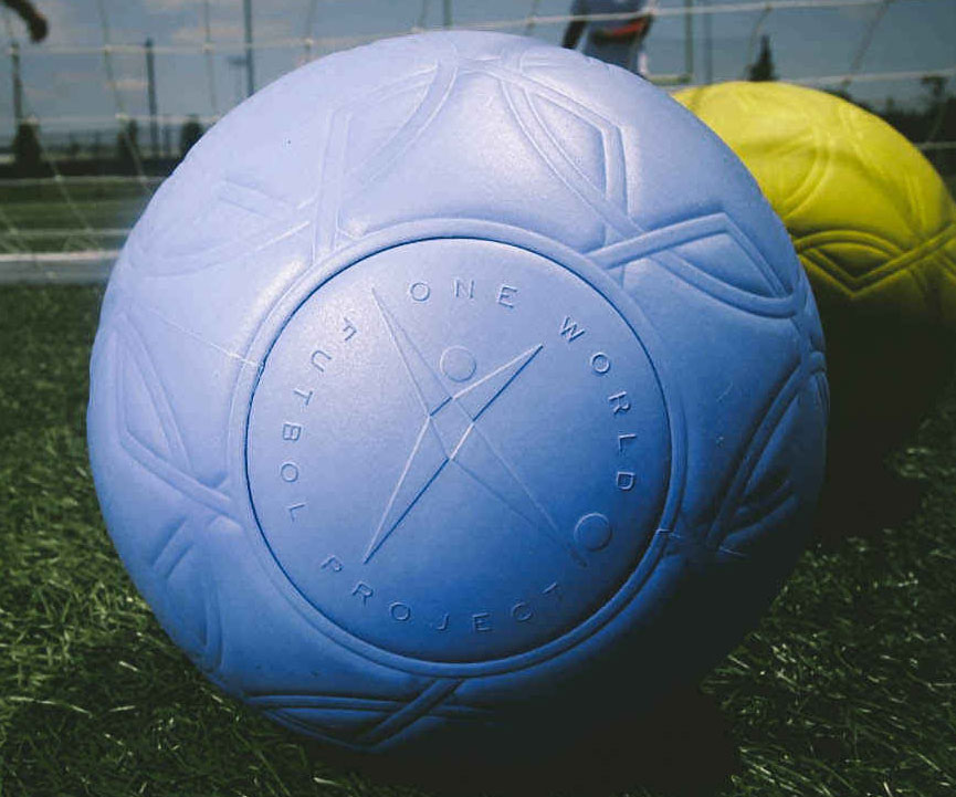 Indestructible Soccer Ball