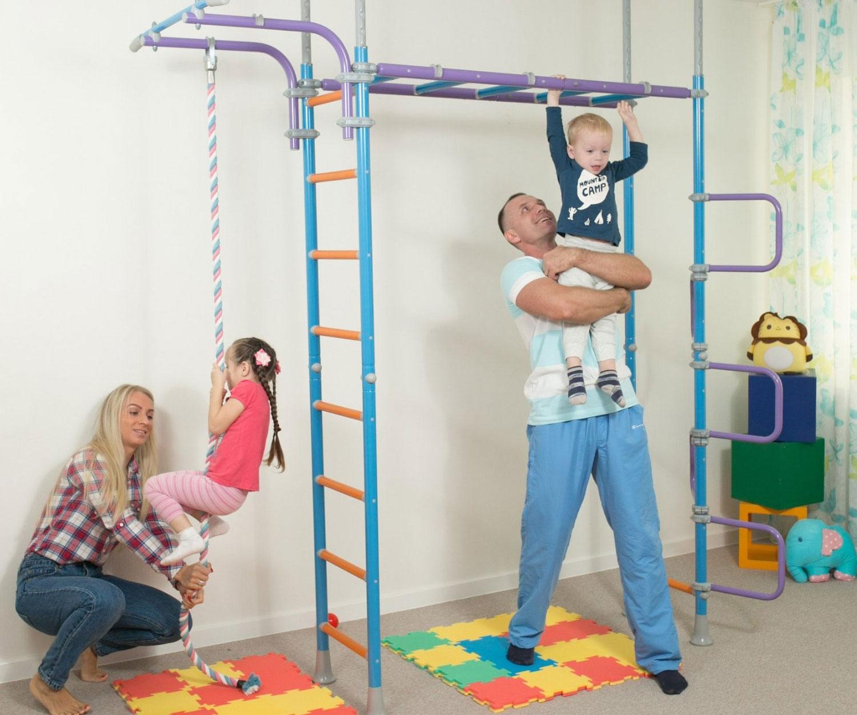 Indoor Kid's Playground