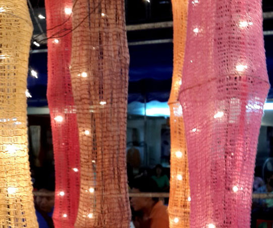 Hanging Lantern Indoor Lights