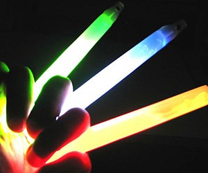 Industrial Grade Glow Sticks