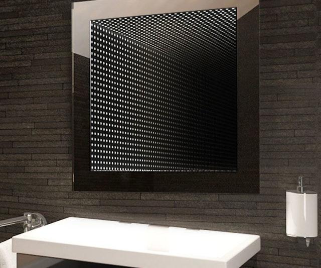 Led Bathroom Infinity Mirror, Bathroom Infinity Mirror