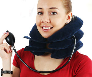 Inflatable Neck Stretcher ...