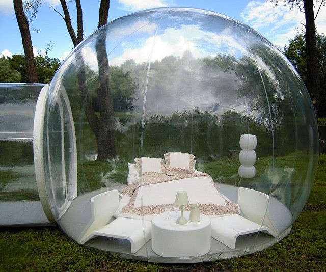 The Bubble Tent & Bubble Tent
