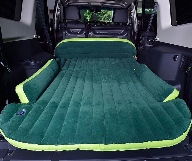 auto inflate air mattress Inflatable Car Air Mattress auto inflate air mattress
