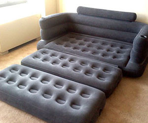 Inflatable Pull Out Couch