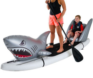 SUP Paddleboard Inflatable Creatures