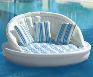 Inflatable Floating Sofa