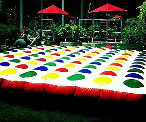 Trend Inflatable Outdoor Twister