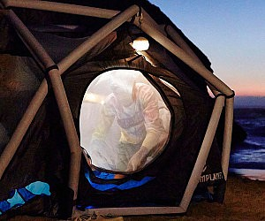 Inflatable Tent : inflatable see through lawn tent - memphite.com