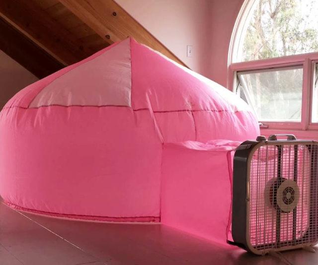 Air Fort Inflatable Tent & Fort Inflatable Tent