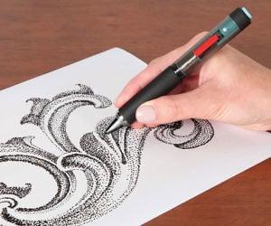 Ink Dot Generating Electro...