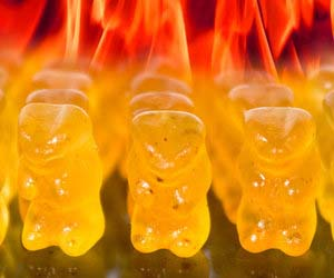Insanely Hot Gummy Bears