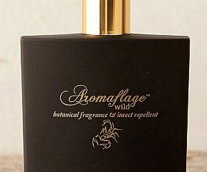 Insect Repellent Perfume