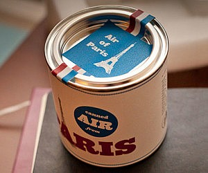 Canned Air From Around The World