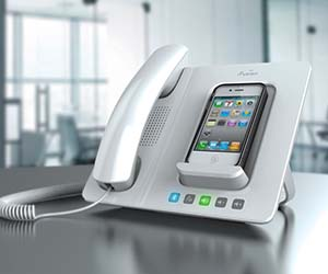 iPhone Landline Dock