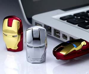 Iron Man USB Drive
