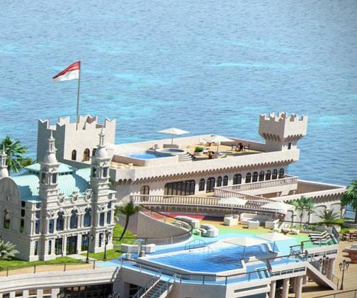 The Yacht Island